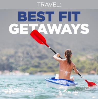 5 Fabulous Fit Getaways