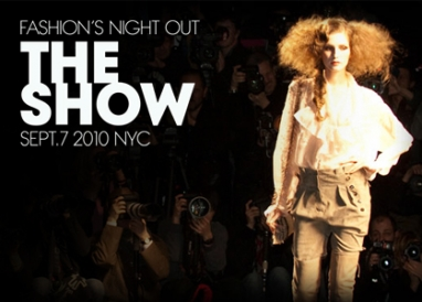 Fashion's Night Out reveals the who's who of fashion