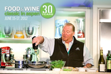 Food & Wine Classic to celebrate 30th anniversary in Aspen