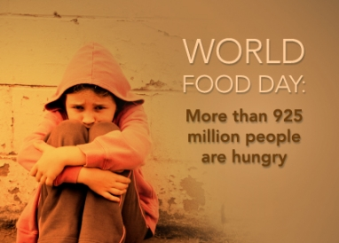 Celebrating World Food Day: The fight to end hunger