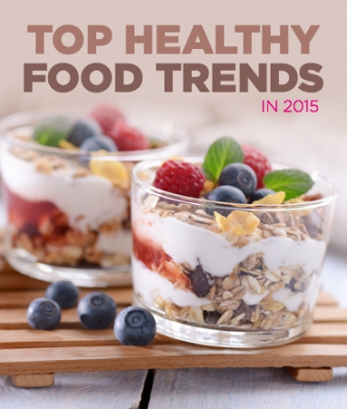 5 Hottest Healthy Food Trends