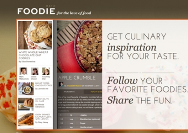 New social network Foodie.com for food lovers