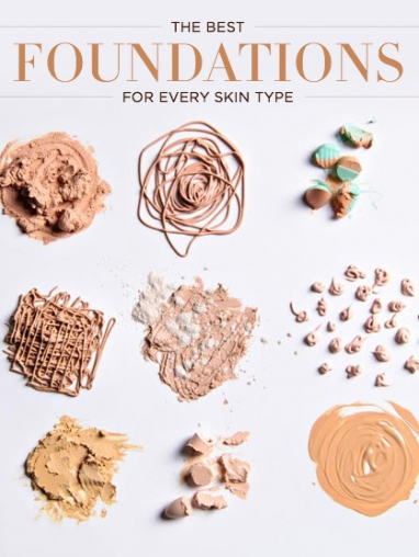 Favorite Foundations For Any Skin Type