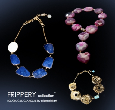 Alison Pickart dicusses the Frippery Collection