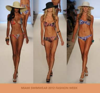 Miami Swim Fashion Week 2012: Zingara Swimwear