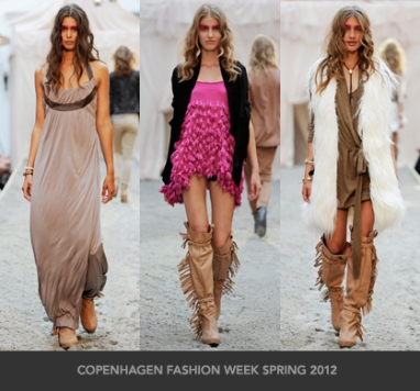 Copenhagen Fashion Week Spring 2012: Munthe plus Simonsen