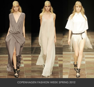 Copenhagen Fashion Week Spring 2012: Helje Hamre