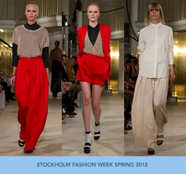 Stockholm Fashion Week Spring 2012: Whyred