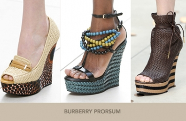 LFW Spring 2012: The Wedge