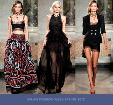 Milan Fashion Week Spring 2012: Emilio Pucci