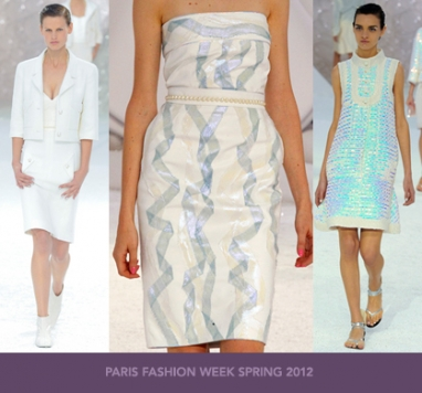 Paris Fashion Week Spring 2012: Chanel