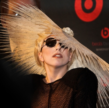 Lady Gaga to make tunes for Thierry