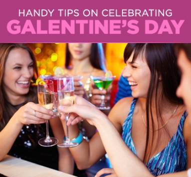 7 Ways to Celebrate Galentine's Day