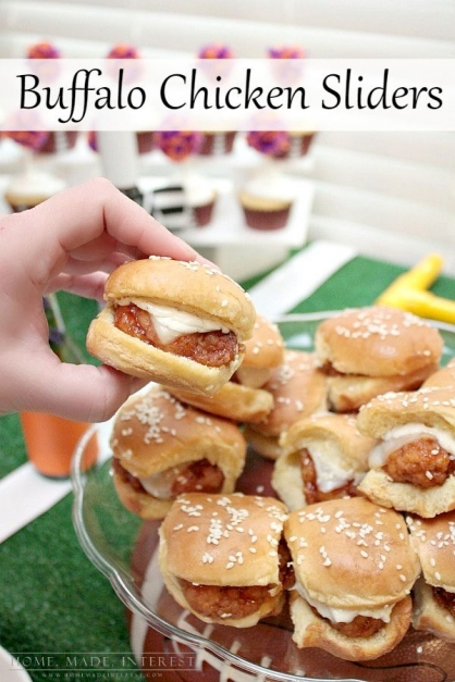 13 Favorite Game Day Recipes