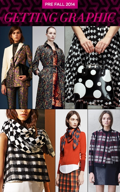 Pre-Fall 2014: Getting Graphic