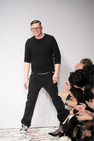 Radar: Giles Deacon named Creative Director of Ungaro