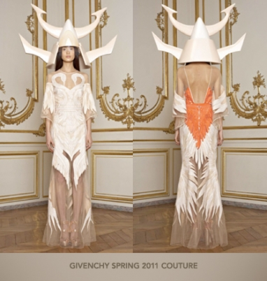 Spring Couture 2011: Givenchy