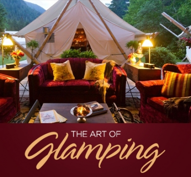 The Art of Glamping