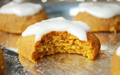 Pumpkin cookies article