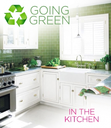 Going Green in the Kitchen