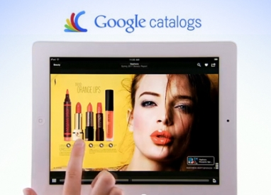 Digital and physical meet in new Google Catalogs iPad app