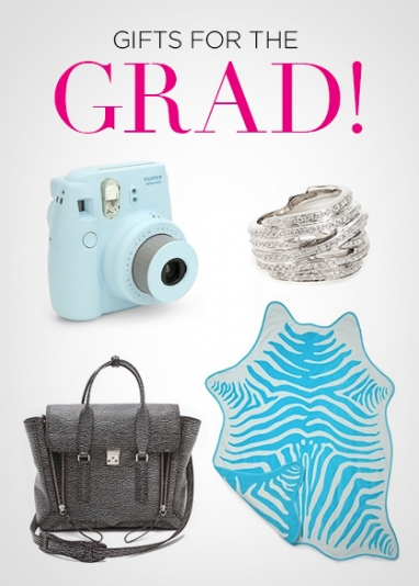 LUX Gifts for the Graduate