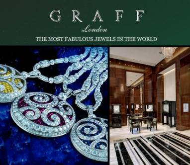 Graff Diamonds launches first store in California