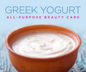 Greek Yogurt: All-Purpose Beauty Cure