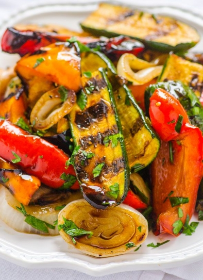 12 Grillworthy Vegetable Recipes