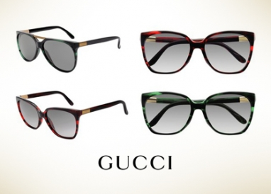 Gucci's new 'green' eyewear