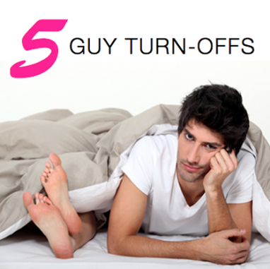 Ask Drew: 5 Guy Turn-Offs to Avoid