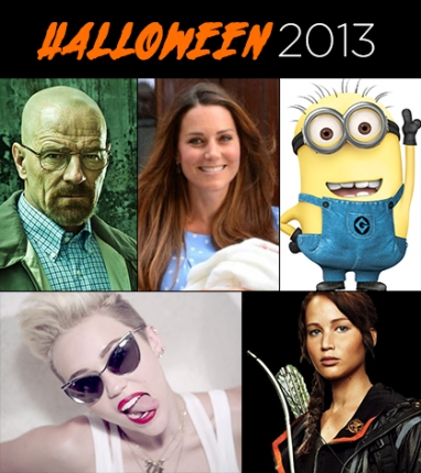 Halloween 2013: This Year's Hottest Costumes