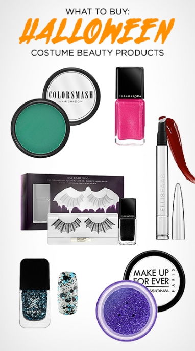 What to Buy: Halloween Beauty Products