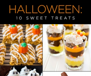Halloween: 10 Sweet Treats