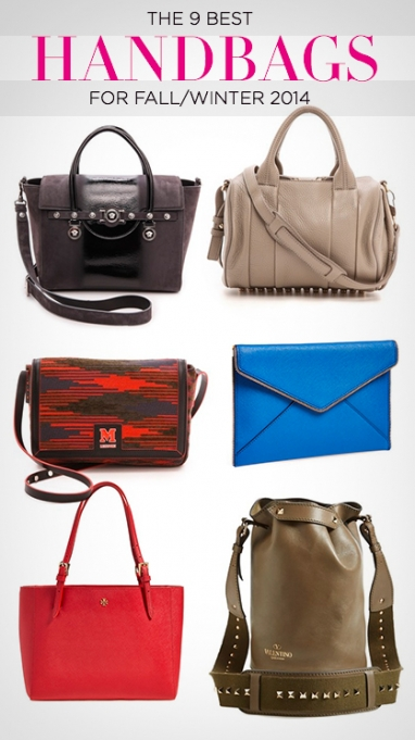 Handbags You'll Want to Carry