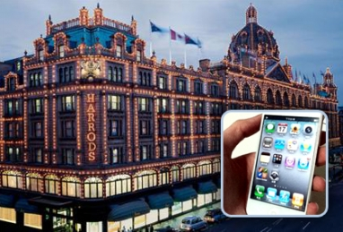 Discover Harrods through new iPhone app