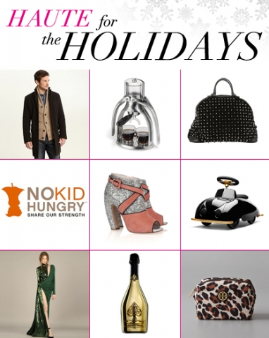 The LadyLUX Holiday Guide is here!