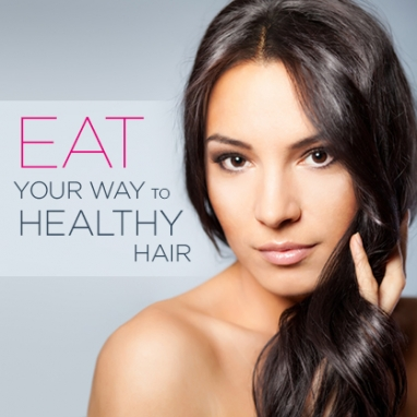 Wellness Wednesday: Eat Your Way to Healthy Hair