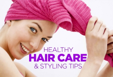 LUX Beauty: 10 Healthy Hair Care & Styling Tips