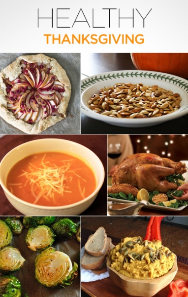 Best of the Best: Healthy Thanksgiving Recipes
