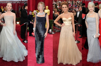 Oscar Trends: Heavy Metal