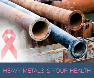 How Heavy Metals Affect Your Health