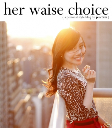 Blogger Spotlight: Her Waise Choice