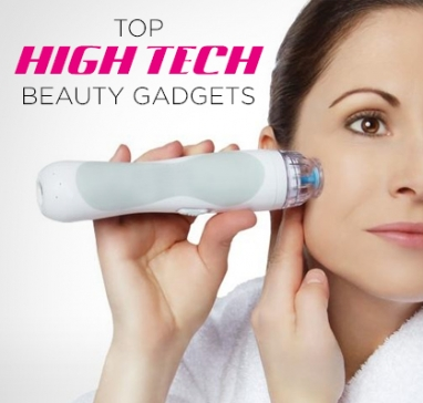 LUX Beauty: 10 High-Tech Gadgets