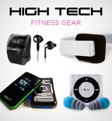 11 High-Tech Gadgets for Fitness
