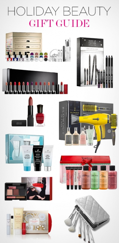 Holiday 2013: Beauty Gift Guide