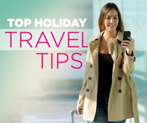 The Best Holiday Travel Tips