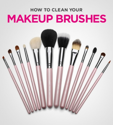LUX Beauty: How to Clean Your Makeup Brushes