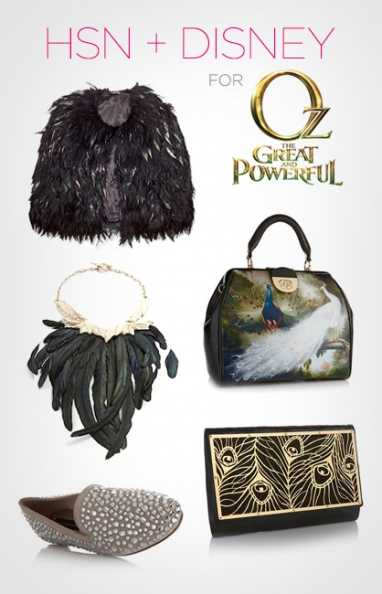 HSN and Disney Collaborate for 'Oz The Great and Powerful'