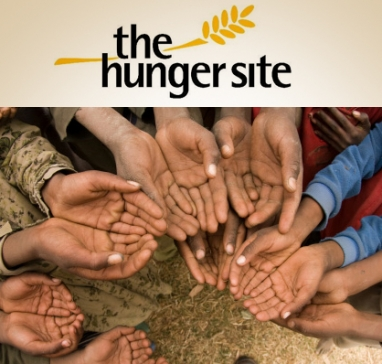 Make a Difference with Click-to-Give Website Hunger Site
